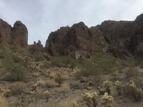 2018 Dripping Springs, Quartzsite Arizona