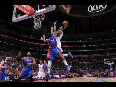 Top 10 Dunks Of The 2012-2013 NBA Season