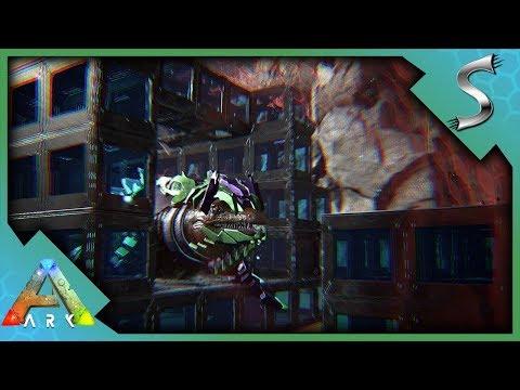 UNDERWATER BASES! EPIC NEW STRUCTURES! TEK GENERATOR VACUUM! TEK TELEPORTER! - Ark: Survival Evolved