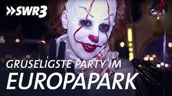 SWR3 Halloween Party 2018 im Europapark - Aftermovie