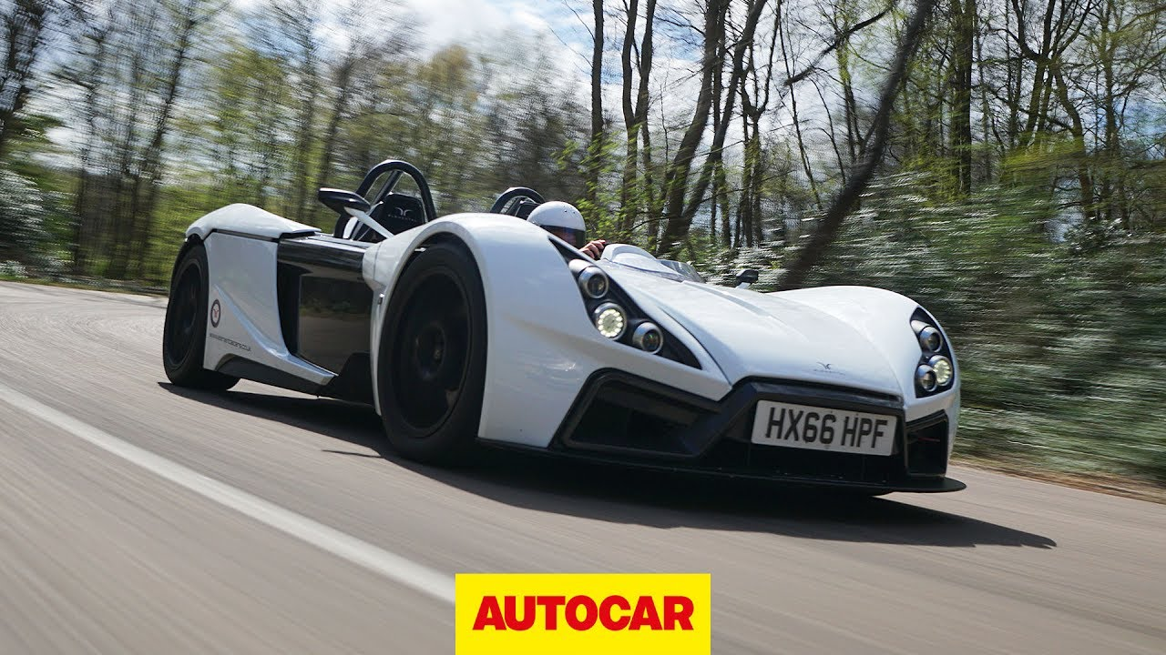 Elemental RP1 review | Better than a BAC Mono and Ariel Atom V8? | Autocar