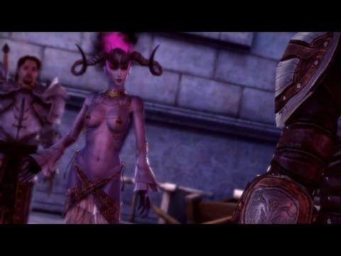 Dragon Age: Origins Часть 21 Башня круга верхние этажи