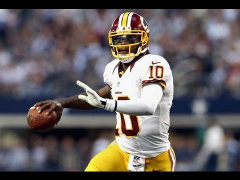 Robert Griffin III: 2012 Offensive Rookie of the Year [HD]