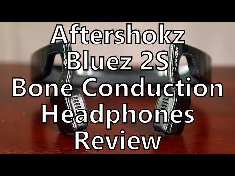 Aftershokz Bluez 2S Review: Refined Bone Conduction Bluetooth Headphones