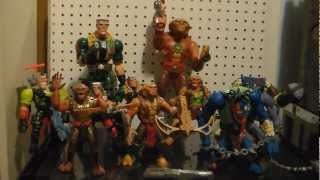 143 Video Review of Small Soldiers Action Figures