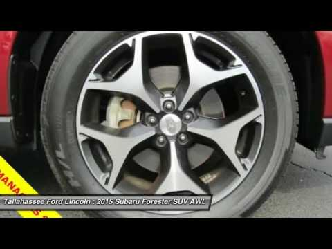 2015 Subaru Forester Tallahassee FL P128712A