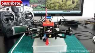 Construye Tu Propio Mini Drone Parte 8 Configuración CC3D