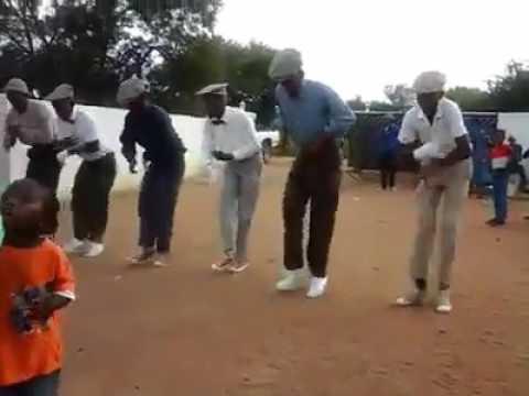 PANTSULA JIVE IN AFRICA