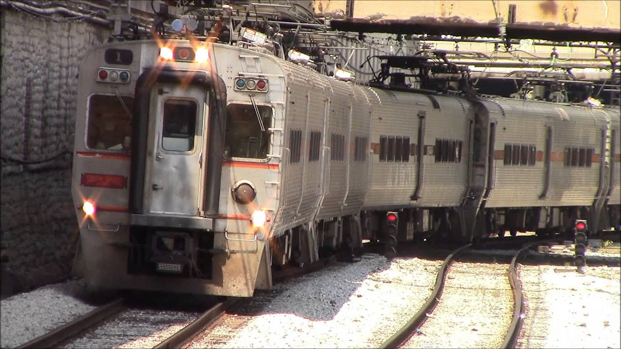 My Train Trip On South Shore Line Train Youtube