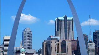 ROAD TRIP USA: St.Louis Missouri !
