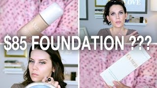 $85 FOUNDATION WTF ? | First Impressions
