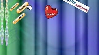 Spendenbutton donation mit Paypal für YT & Twitch.TV erstellen [Tutorial]