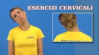 5 esercizi efficaci per la cervicale