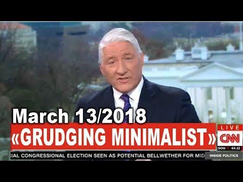 CNN Live NEWS   Inside Politics John King (MARCH 13/2018) PRESIDENT TRUMP WHITE HOUSE