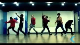 Beast / B2ST - Shock (dance practice) DVhd