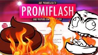 So verarscht Promiflash seine Zuschauer