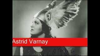 Astrid Varnay: Wagner - Die Walküre,