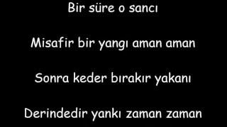 Simge - Yankı (Sözleriyle) | (With Lyrics)