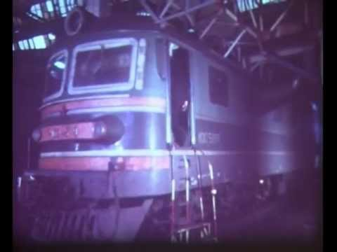 Субботник в депо 1986г.