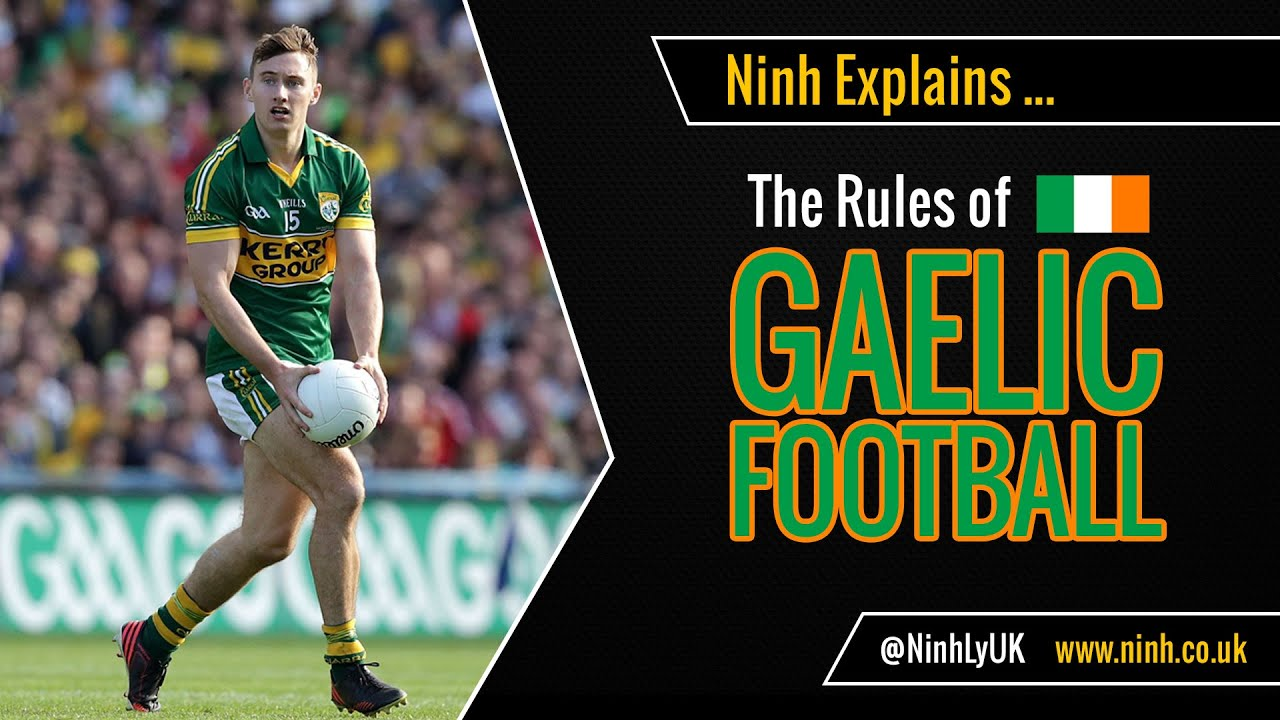 gaelic football basic rules