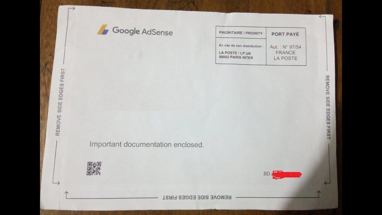 Youtube Address Pin Verification