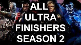 Killer Instinct: All Finishers (2015) Season 2