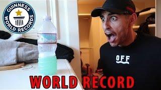 I Beat Faze Rain and Jake Paul's Guinness World Record!