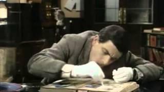 مستر بن في المكتبة Mr.Bean The Library