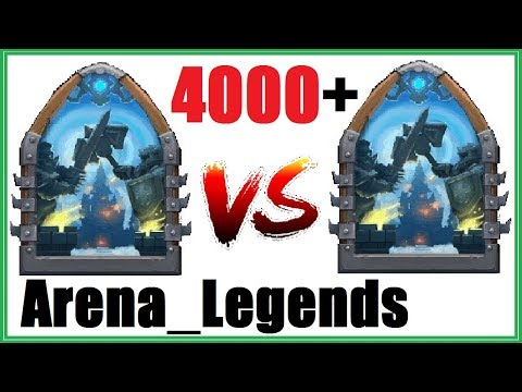 NEW RECORD: 4000+ Guild Wars Points vs ARENA LEGENDS Castle Clash 24.09.2017