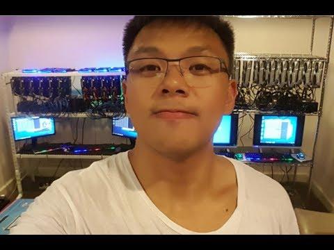 How I Built A 48-GPU Mining Farm | GTX 1060s At 14,000 Sol/s