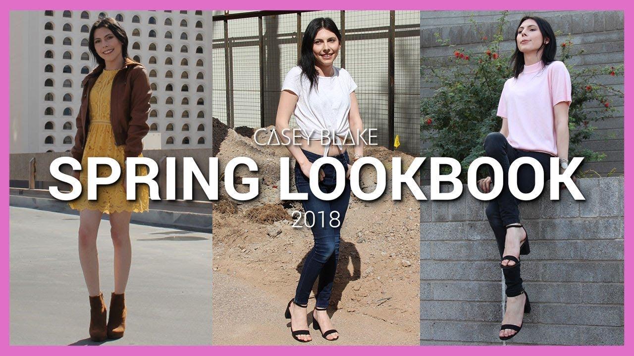 Spring Lookbook 2018 | Casey Blake