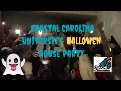Coastal Carolina University: House Party #2