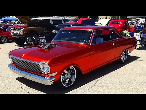 1963 Chevy II Car Craft Summer Nationals 2015