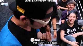 WINNER - iKON'S FUNNY MOMENTS