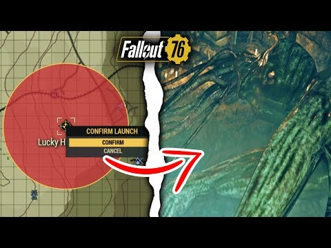 Fallout 76 | What Happens if You Nuke the Tentacle Monster's Mine? (Fallout 76 Secrets) thumbnail