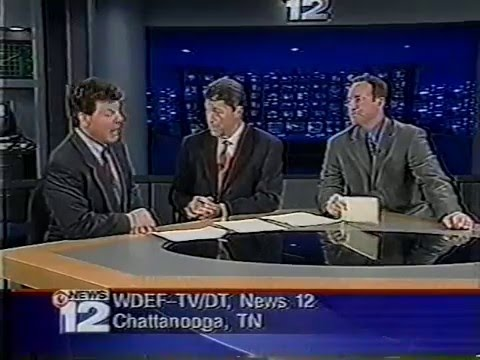 WDEF-TV 11pm News, November 6, 2002