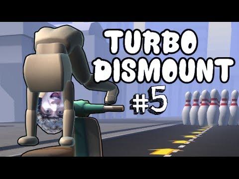 TWERKING SU TURBO DISMOUNT!! :D - Turbo Dismount - #5 ...