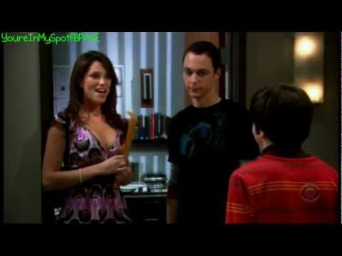 Greeting Sheldon's Sister  The Big Bang Theory