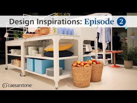 Design Inspirations TV Series:  Episode 2