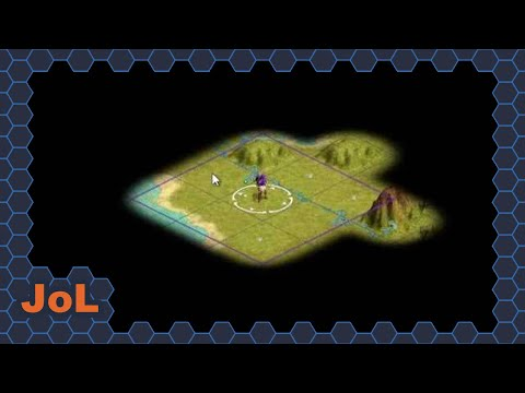 Civ III Tutorial - Move the Starting Settler? One Tile From Coast