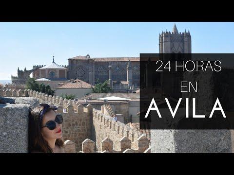 Que ver en Avila en 24hrs