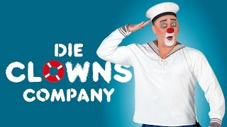 Clowns Company – GOP Varieté-Theater
