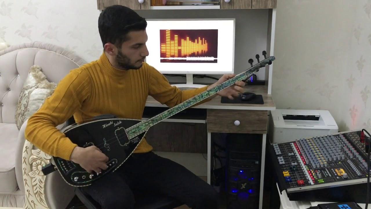 Hicabi Salık -Kurdısh Mashup- Elektro Saz İle Kürtçe Şarkılar YENİİİ (Official Video)