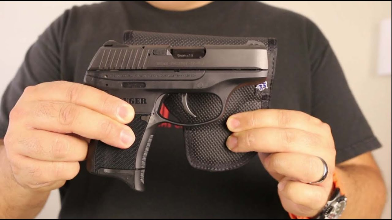 Top Five Pocket Holsters For Ruger LC9s [In-Depth Guide]