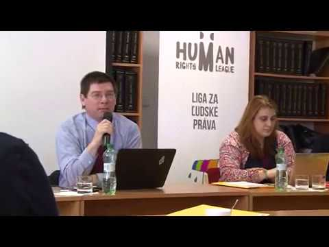 Pannel on Challenges to Common European Asylum System, Trnava Law Faculty, April 2016