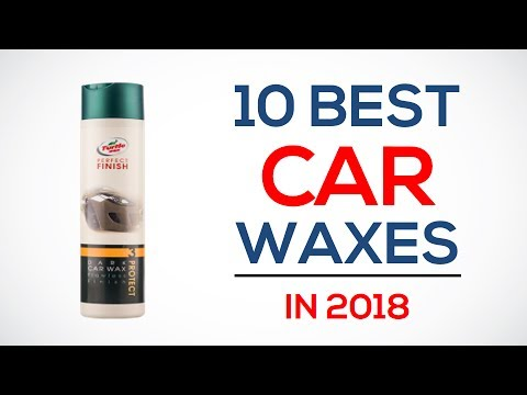 Best Car Waxes Reviews
