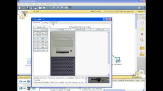 พื้นฐานการ Configuration Network แบบ Static Router