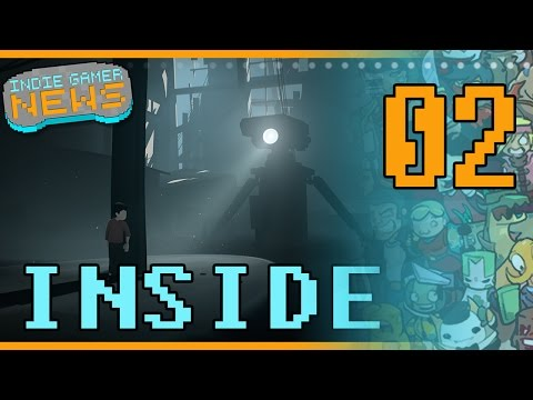 Let's Play Inside Gameplay - #02 - Get In Line!