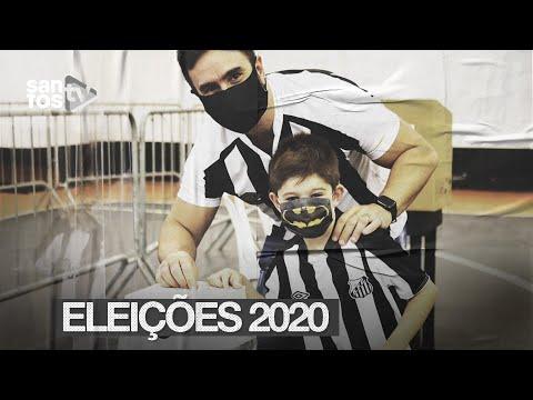 CONFIRA COMO FOI A ELEIÇÃO 2020 DO #SANTOS FC
