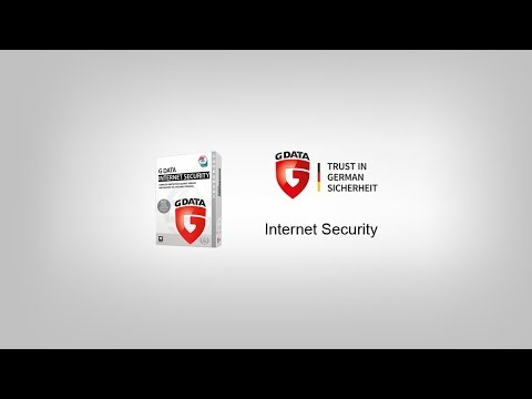 G DATA Internet Security 4.15.2020
